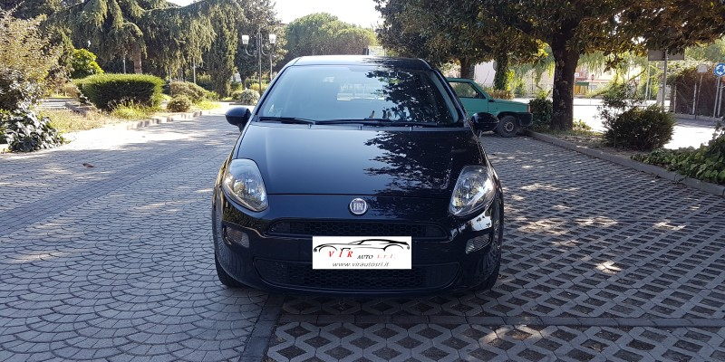 FIAT Punto 1.2 GPL FULL DA VETRINA - 2012